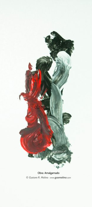 Pintura Gus Molina Alius