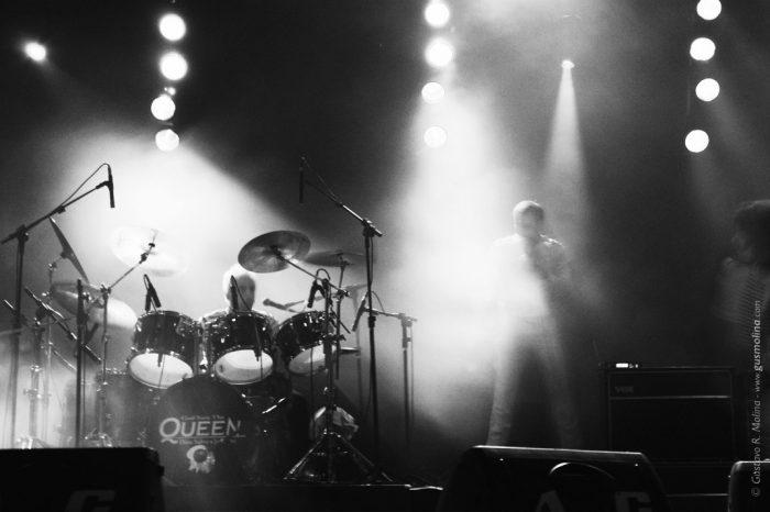 fotografias de recitales Gus Molina